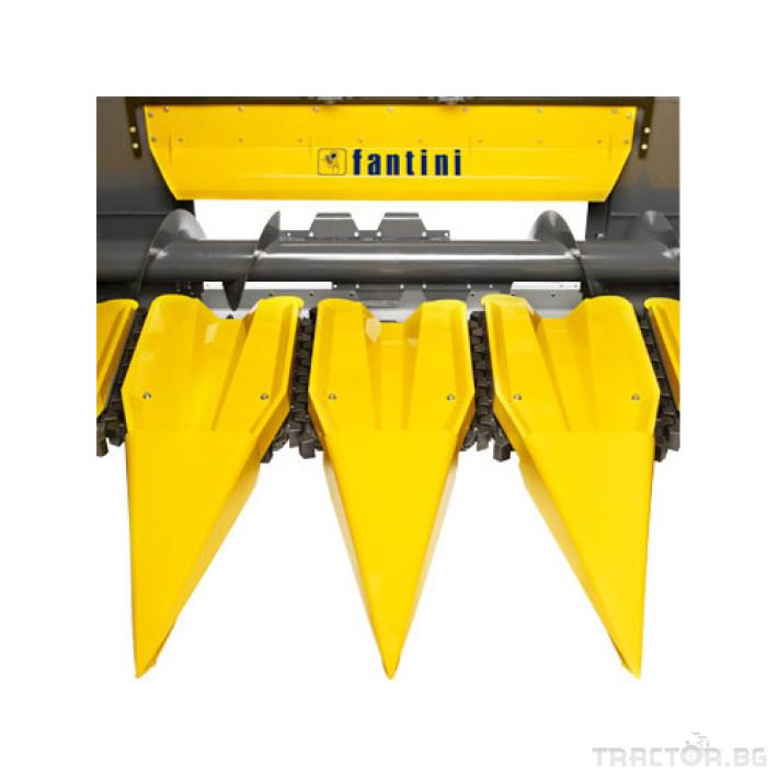Хедери за жътва Хедер за слънчоглед Fantini 1