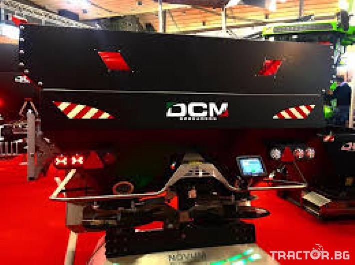 Торачки Торачка DCM, модел МХ с везна 1