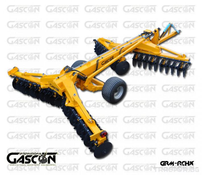 Брани Брана GASCON EOS GR-MRCHX630-52 0